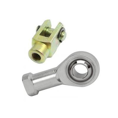 Komponenter för ISO 6432 manöverdon