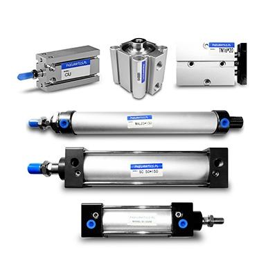 Pneumatiska cylindrar