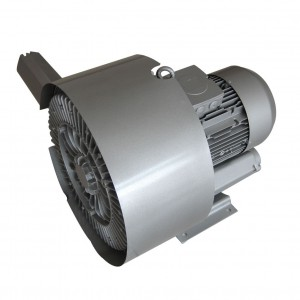 Vortex luftpump, turbin, vakuumpump med två rotorer SC2-3000 3KW