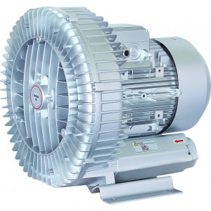 Vortex luftpump, turbin, vakuumpump SC-7500 7,5KW