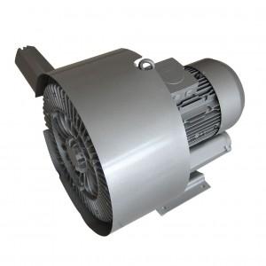 Vortex luftpump, turbin, vakuumpump med två rotorer SC2-4000 4KW