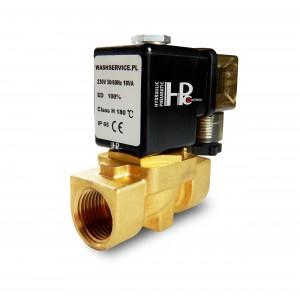Magnetventil 2N10 1/2 tum VITON 230V eller 12V 24V
