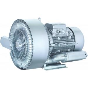 Vortex luftpump, turbin, vakuumpump med två rotorer SC2-7500 7,5KW