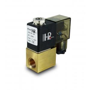 """Magnetventil 2V08 1/4 """"tum 230V eller 24V, 12V"""