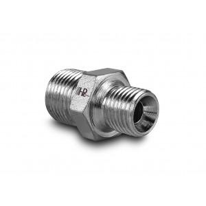 Nippel hydrauliskt tryck 1/4 - 3/8 tum