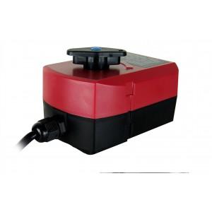 Ställdonets ventildrift A82 230V, 24V AC 3-tråds