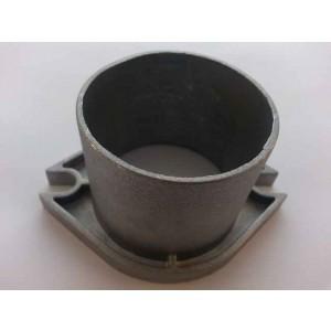 Anslutningsrör för slang 60 mm till virvelluftspump