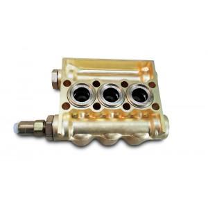Komplett ventilhuvud till pump WS15