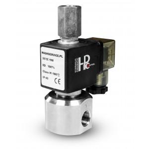 3-vägs magnetventil RM23-02 3 x 1/4 tum