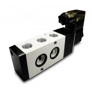 Magnetventil 5/2 4V310 NAMUR för pneumatiska cylindrar