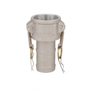 Camlock-kontakt - typ C 3 tum DN80 aluminium
