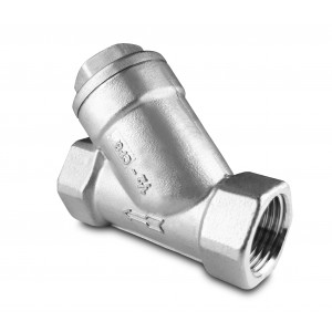 Vinkelfilter setter 1/2 tums rostfritt stål SS304