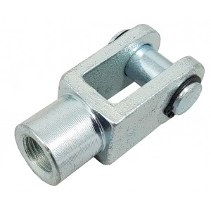 Foghuvud Y M6 manöverdon 16mm ISO 6432