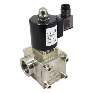 Magnetventil med högt tryck HP250 150bar