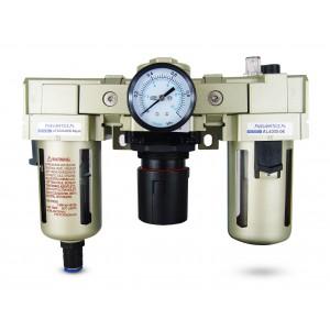 Filtrera dehydrator regulator smörjare FRL 3/4 tum inställd på luft AC4000-06D