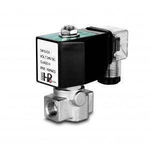 Högtrycks magnetventil HP15-M rostfritt stål SS304 110bar