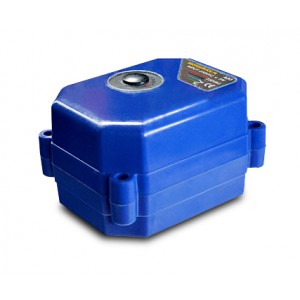 Kulventilmanövreringsenhet A80 230V AC 4-ledare
