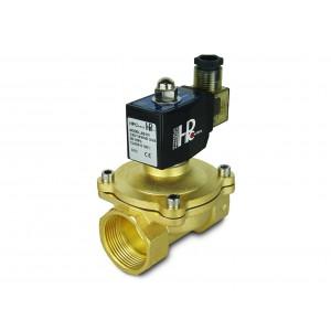 Magnetventil 2N32-M NO DN32 1 1/4 tum 230V 24V 12V