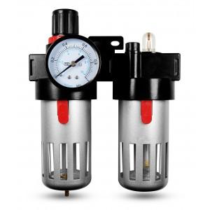 Filtrera dehydrator regulator smörjare FRL 1/2 tum inställd på luft BFC4000