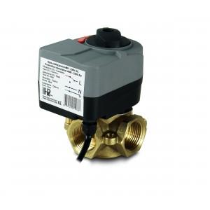 Blandventil 3-vägs 1 1/4 tum med elektrisk manöverdon AM8