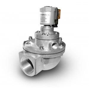 Pulsmagnetoidventil för filterrengöring 1 1/2 tum MV45T