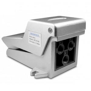 Fotventil, luftpedal 5/2 1/4 tum för cylindrar 4F210 - momentant