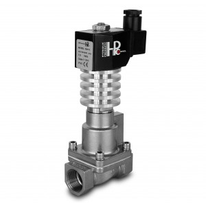 Magnetventil till ånga och hög temp. RHT20-SS DN20 300C 3/4 tum