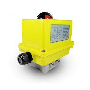 Kuleventil elektrisk manöverdon A250 230V AC 25Nm