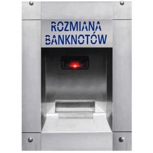 Pengarväxlare från sedlar till mynt