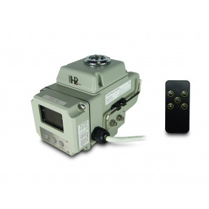 Kulventil elektriskt ställdon A1600 230V AC 160Nm styrning 4-20mA