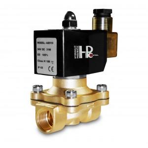 Magnetventil 2N20 3/4 tum 230V eller 12V, 24V, 42V