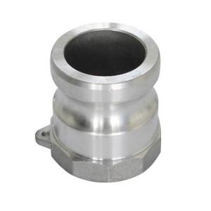Camlock-kontakt - typ A 1 tum DN25 aluminium