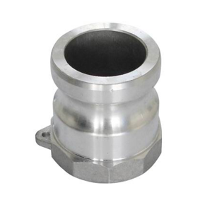 Camlock-kontakt - typ A 1 1/4 tum DN32 Aluminium